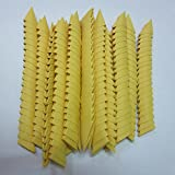 Aniviya Handmade 3d Origami Triangular Pieces:300 Yellow Pieces - B01890XZM2