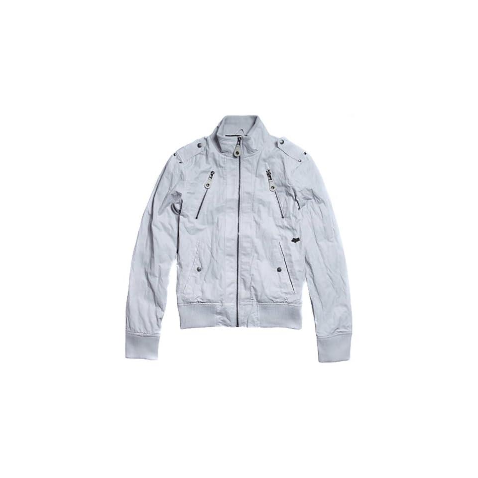 Fox Racing Trinity Jacket [Light Grey] XL Light Grey XLarge