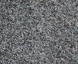 4m x 1m Grey Acoustic Trunkline Carpet