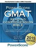 The PowerScore GMAT Reading Comprehension Bible