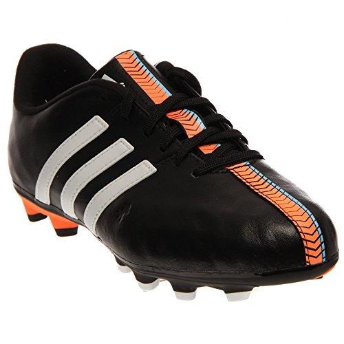 adidas Performance 11Nova Firm-Ground J Soccer Cleat , Black
