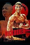 Kickboxer (1989)Classic Jean-Claude Van Damme Poster 11.7