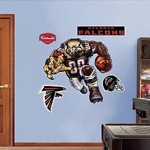 NFL Atlanta Falcons Fierce Falcon Wall Graphics by Fathead