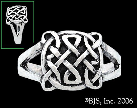 Celtic Knot Ring - Celtic Jewelry