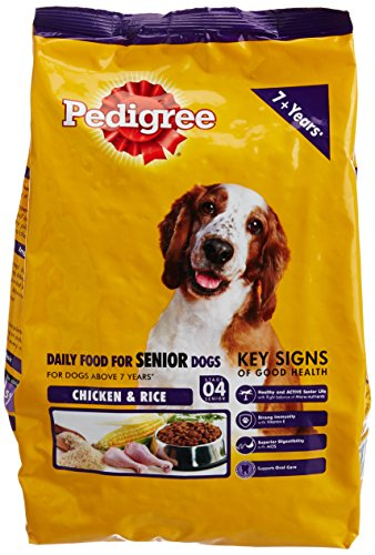 Pedigree Senior Chicken And Rice, 1.2 Kg