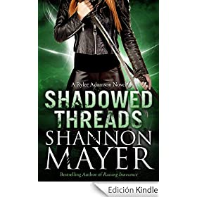 Shadowed Threads: Book 4 (A Rylee Adamson Novel) (English Edition)