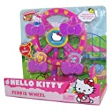 Sanrio Hello Kitty World Playset - FERRIS WHEEL (Really Spins!)