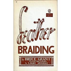 Leather braiding;