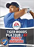 Tiger Woods PGA Tour 2007 - Family DVD Game [Interactive DVD]