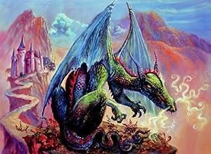 Puzzle 300 pièces - Dragon