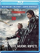 Edge Of Tomorrow - Senza Domani (Blu-Ray 3D, Blu-Ray, Copia Digitale)