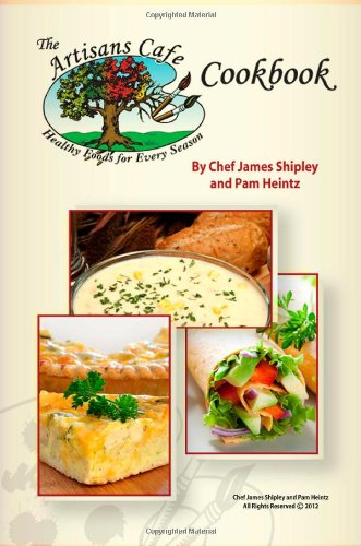 Artisans Cafe Cookbook: 24 Day Challenge Compatible