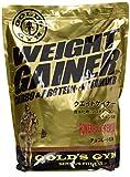 GOLD'S GYM ウエイトゲイナー チョコレート風味 3kg