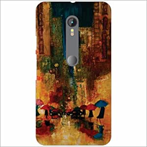 Moto G (3rd Generation) Back Cover