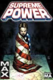 Supreme Power Vol. 1: Contact (0785112243) by J. Michael Straczynski