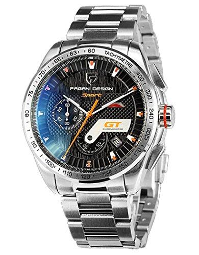 pagani-design-black-dial-motor-sport-diving-mens-multifunction-tachymetre-chronograph-silver-wrist-w