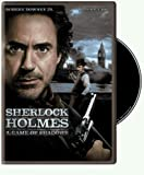 Cover art for  Sherlock Holmes: A Game of Shadows