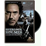 Sherlock Holmes: A Game of Shadows ~ Robert Downey Jr.