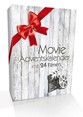 Blu-ray Adventskalender (Limited Edition mit 24 Blu-rays) (exklusiv bei Amazon.de)