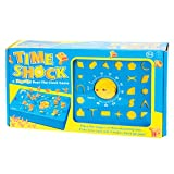 Time Shock Fun Puzzle Shape Sorting Beat-The-Clock Game Toys by Lizzy®