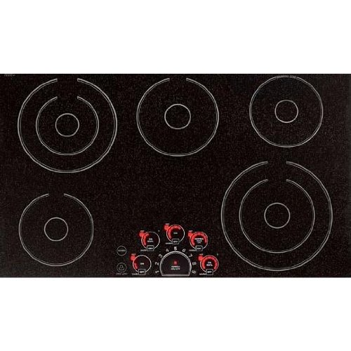 LG : LCE3081ST 30 Smoothtop Electric Cooktop 5 Steady Heat Elements Stainless Steel  ->  Cooking performance meets modern design in this LG