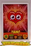 TIAMO Smiles - Series 2 Moshi Monsters Mash Up Trading Card.