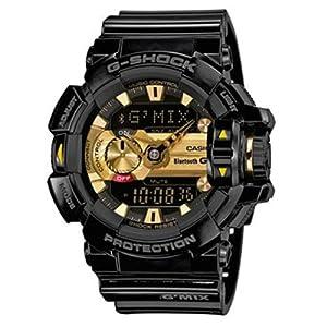 Reloj Casio G-shock Gba-400-1a9er Hombre Combinado