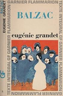 Eugénie Grandet par Balzac