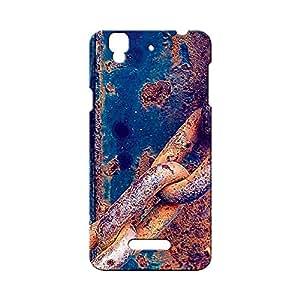 G-STAR Designer Printed Back case cover for Micromax Yu Yureka - G7122