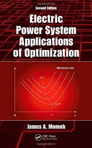 Electric Power System Applications of Optimization (Power Engineering (Willis))
