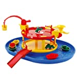 Viking Toys - Multiplay Garage With H...