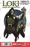 Al Ewing LOKI Agent of Asgard #6 - Marvel NOW!