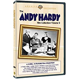 Andy Hardy Film Collection: Volume Two