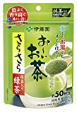 伊藤園 おーいお茶 抹茶入りさらさら緑茶 40g