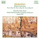 Prokofiev, S.: Piano Concertos Nos. 1, 3