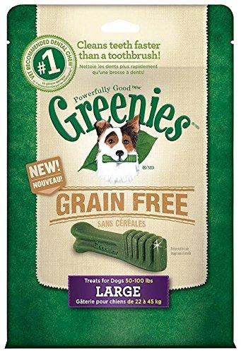 Greenies 12 oz. Grain Free Treat, Large