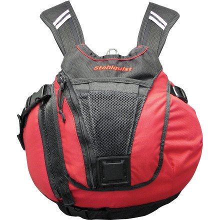 Stohlquist Rocker Personal Flotation Device Red, XXL