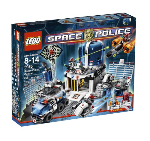 LEGO® Space Police Central 5985