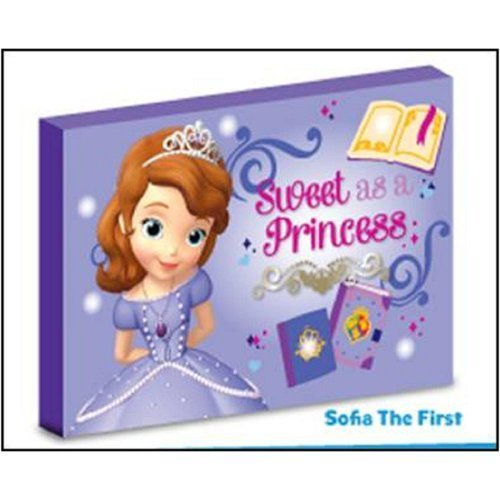 Disney Sofia the First Collection for Nursery / Toddler Room (LED Canvas Wall Art) - 1