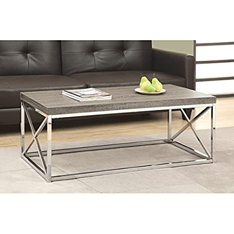 Tremont Coffee Table - Retro-classy Contemporary Modern Style Exceptionally Solid and Well Made - Great Wood Texturing Very Easy to Assemble Gorgeous and Sturdy
