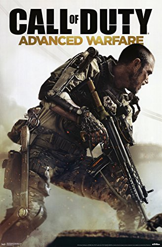 COD Advanced Warfare - Key Art Poster 22 x 34in (Advanced Warfare Key compare prices)