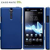 Case-Mate docomo Xperia NX SO-02D Safe Skin Emerge Smooth, Blueセーフスキン エマージ・スムース TPUケース, ブルー CM020315