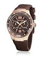 TIME FORCE Reloj de cuarzo Woman TF4181L15 MARRON