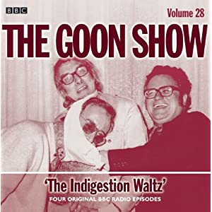 The Indigestion Waltz - The Goons