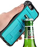 (ゼットウィイ-)ZVE多機能iPhone 6/6S 4.7インチ ケース ライター/栓抜き/カメラ 三脚機能を付く (ミントグリーン)