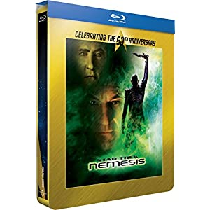 Star Trek : Nemesis [50ème anniversaire Star Trek - Édition boîtier Stee