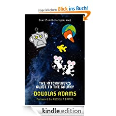 The Hitchhiker's Guide to the Galaxy: Volume One in the Trilogy of Five (Hitchhikers Guide 1)