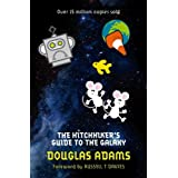 The Hitchhiker's Guide to the Galaxy: Volume One in the Trilogy of Five (Hitchhikers Guide 1)by Douglas Adams