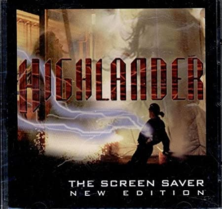 HIGHLANDER: THE SCREEN SAVER - NEW EDITION