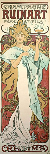 champagne-ruinart-1897-alphonse-mucha-art-nouveau-advertising-poster-reproduction-rolled-canvas-prin